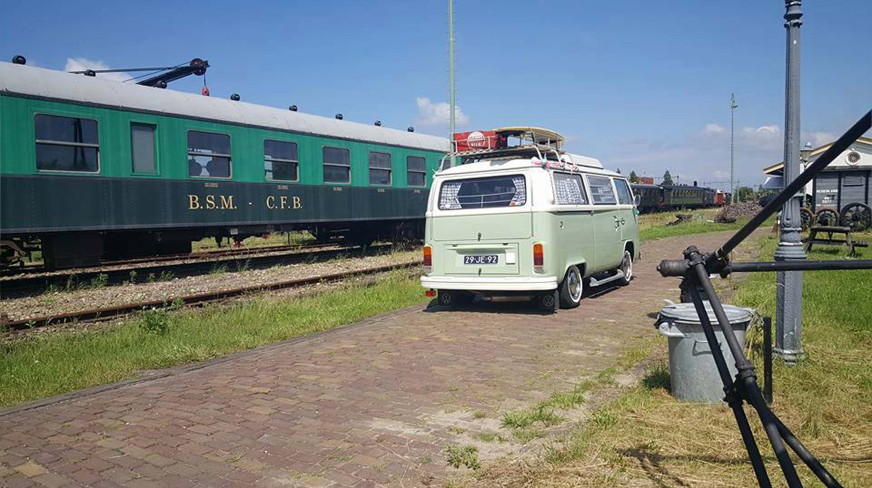 Eetbar De Wagon - over ons - buitenkant